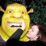 Andrea Skoreny, Berlin, Shrek, NederObert